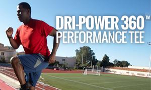 Russell Athletic Dri-Power 360(TM)