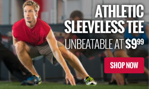 Russell Athletic's Athletic Sleeveless Tees are Unbeatable!