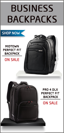 Business Backpacks, Shop Now! Midtown Perfect Fit Backpack On Sale. Pro 4 DLX Perfect Fit Backpack On Sale.