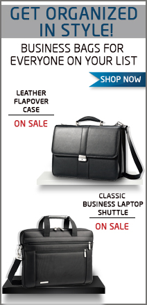 Get Organized In Style! Business Bags For Everyone On Your List. Shop Now.
