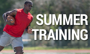 Russell Athletic Summer Training