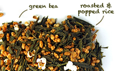Genmaicha Loose Leaf Tea