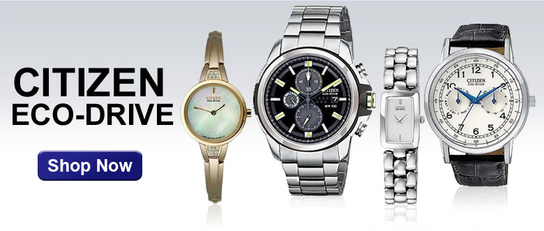 Citizen Watches Beyond Precision