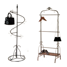 Purse Trees and Coat Racks