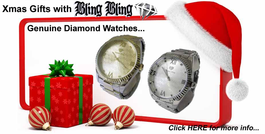 Hiphop Diamond Watches