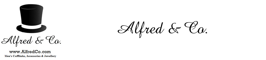 Alfred & Co. Men's Cufflinks Jewellery