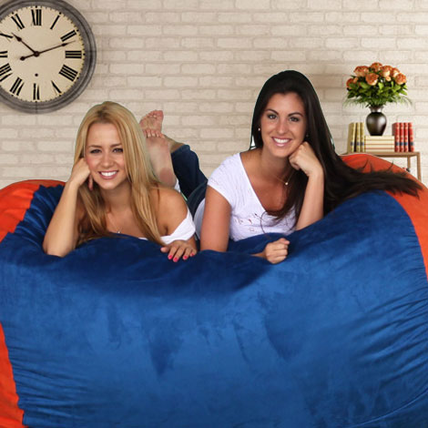Team Color Bean Bag Chairs