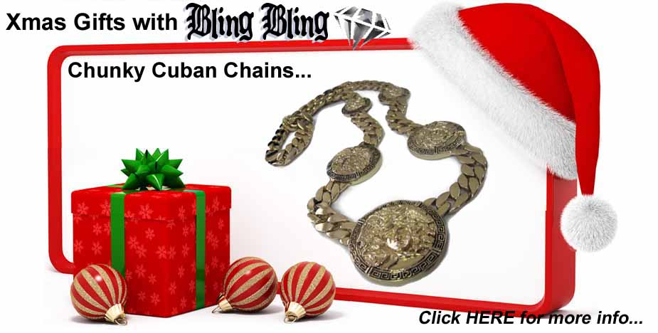 Fat Chunky Hiphop Chains