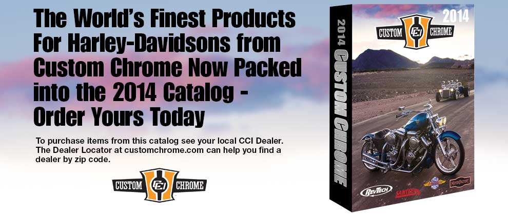 Custom Chrome Catalog Banner