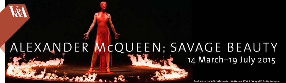 Alexander McQueen Savage