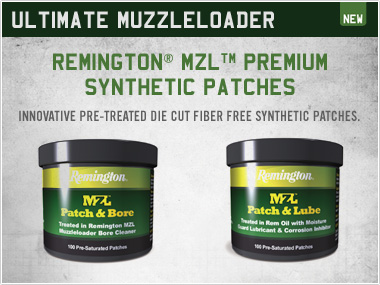 Remington MZL Premium Synthetic Patches