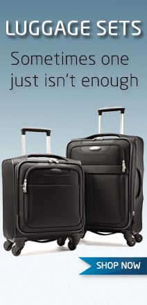 Luggage Sets - Sometimes one just isn't enough