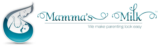 Mamma's Milk Logo