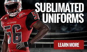 Learn about Russell Athletic's Sublimated Uniforms