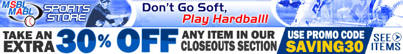 Save 20% on Closeouts with promo code SAVING20!