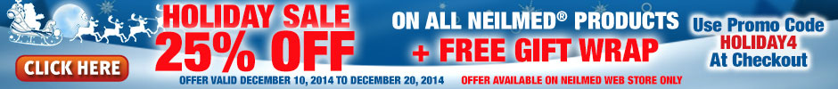 Holiday Sale 2014