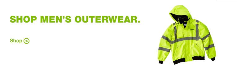 boeing men's outerwear