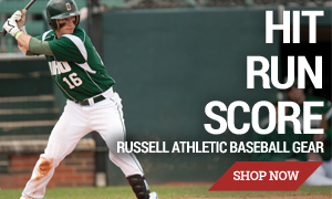 Russell Athletic Baseball Gear