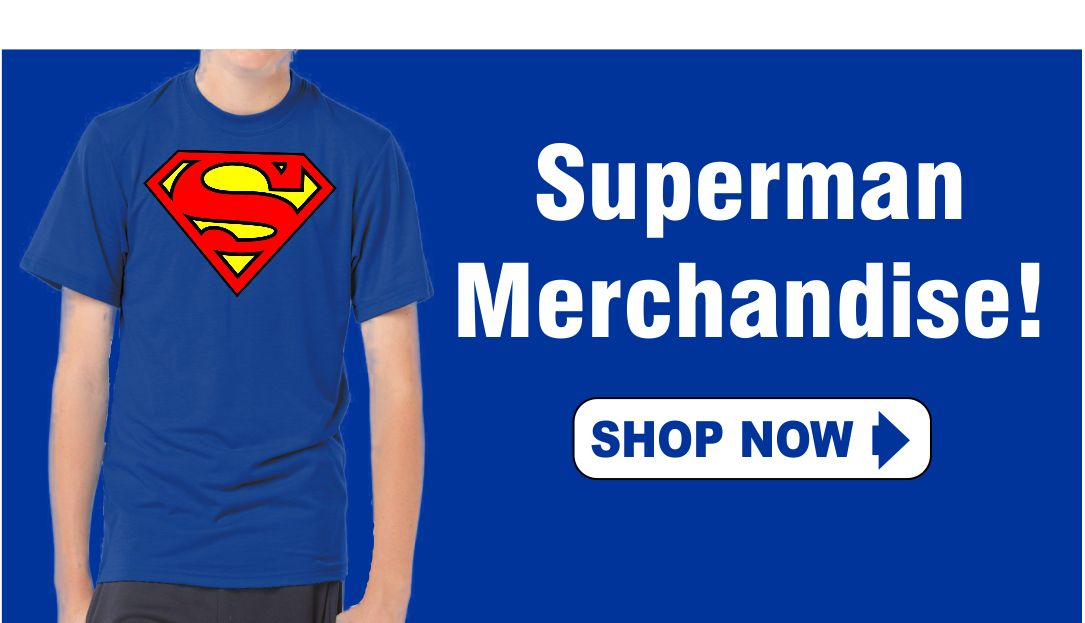Shop Tons of Superman T-Shirts & Clothing with thousands official designs to choose from.