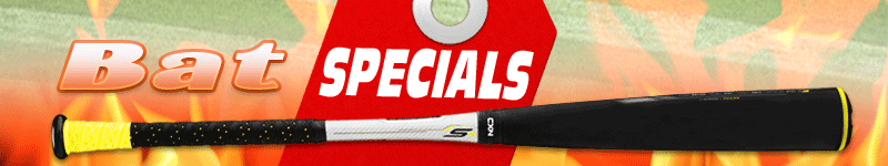Baseball Bat and Softball Bat Deals