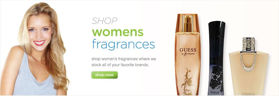 Womens Fragrances Perfumes