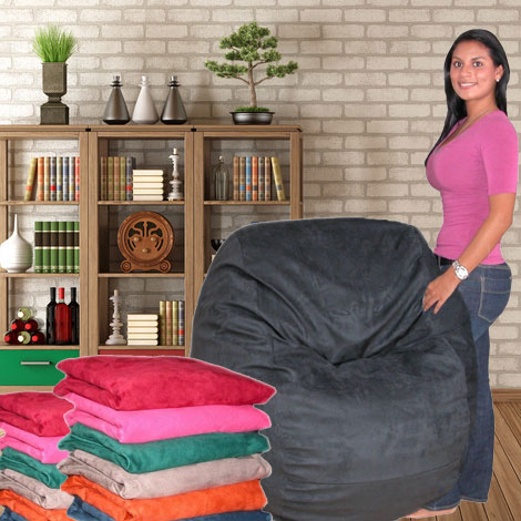 Cozy Sack Bean Bag Chair Covers