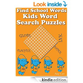 Find School Words : Kids Word Search Puzzles