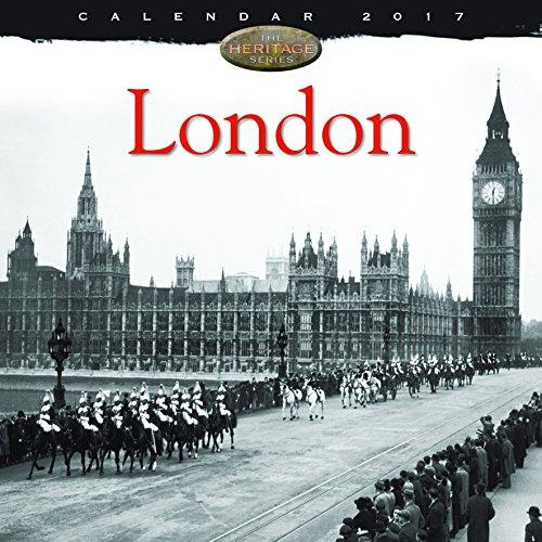 London Wall Calendar 2017