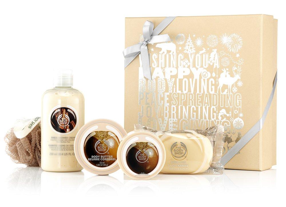 The Body Shop Festive Picks Skin Care Set, Shea