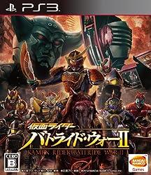仮面ライダー バトライド・ウォーII PlayStation 3