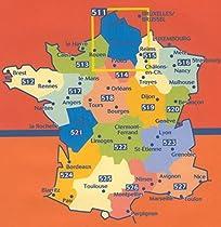 Languedoc-Roussillon : 1/200 000