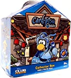 61%2B 9tv1 7L. SL160  Topps Club Penguin CardJitsu Trading Card Game 2010 Water Collector Box