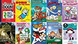 img - for Branches Starter Library: 1st Books in Each of the 10 Branches Series: Looniverse, Kung Pow Chicken, Princess Pink and the Land Of Fake Believe, Lotus Lane, Eerie Elementary, Missy's Super Duper Deluxe, Monkey Me, Dragon Masters, Boris on the Move book / textbook / text book