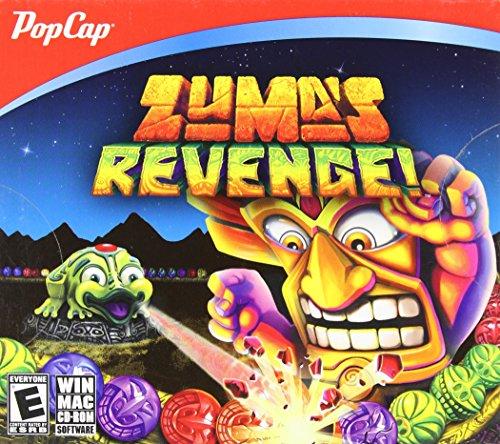 Zumas Revenge Jewel Case PC & Mac