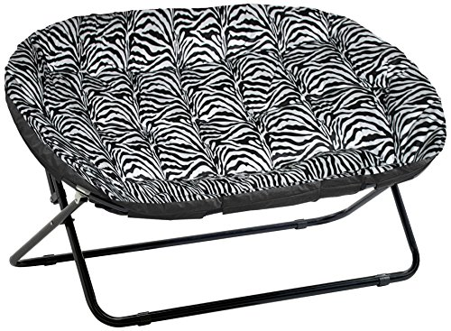 Zebra Print Saucer Chair Awesome Buy Urban Shop Zebra