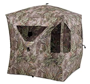 Ameristep Mountaineer Blind (Camo) by Ameristep