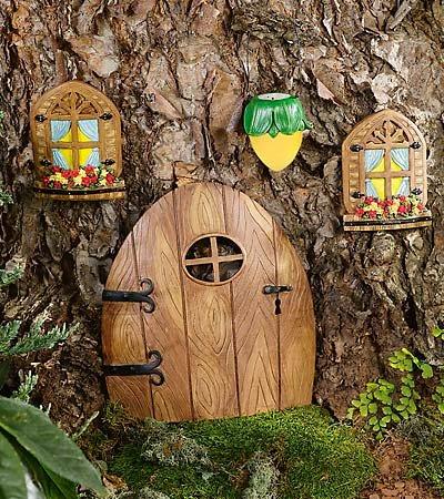 Elfin Door