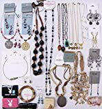Bundle - 31 Items: Earrings Necklaces Bracelets Wholesale Jewelry Lot Costume Fashion