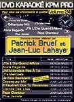 DVD Karaok� KPM Pro Vol.24 ''Patrick...