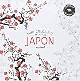 Mini coloriage antistress «Japon» (Loisirs Illustrés)