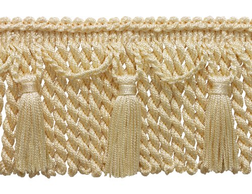 CHAINETTE BULLION FRINGE 4
