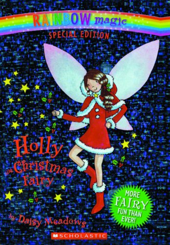 Holly The Christmas Fairy (Turtleback School & Library Binding Edition) (Rainbow Magic (Pb))