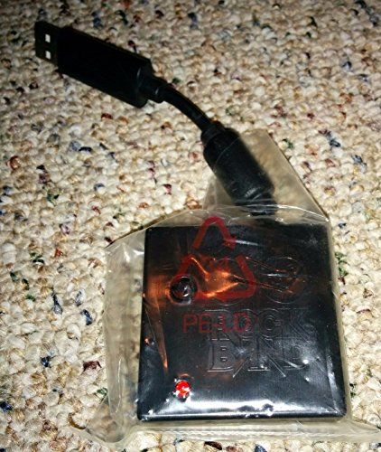 Seemly Rock Band Wireless Guitar USB Dongle / Receiver for PS2/PS3