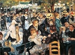 """Clementoni Jigsaw Puzzle """"Dance at le Moulin de la Galette"""" by Pierre-Auguste Renoir"""