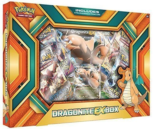 TCG: Dragonite-EX Box Card Game (Pokemon Omega Ruby Poster compare prices)