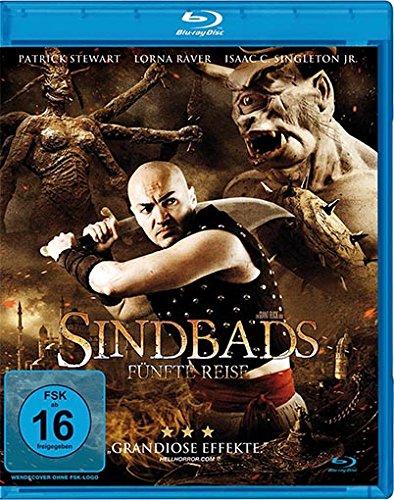 Sindbads fünfte Reise [Blu-ray]