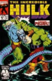 img - for The Incredible Hulk: Introducing Piecemeal! (Vol. 1, No. 407, July 1993) book / textbook / text book