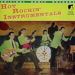 Hot Rockin Instrumentals