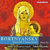 Bortniansky: Sacred Concertos, Vol. 2