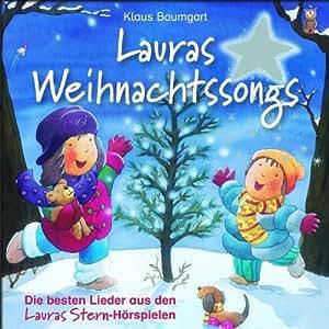 Lauras Weihnachtssongs